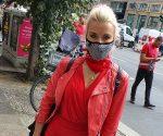 #AlarmstufeRot: Mia Julia Brückner bei Demo in Berlin dabei