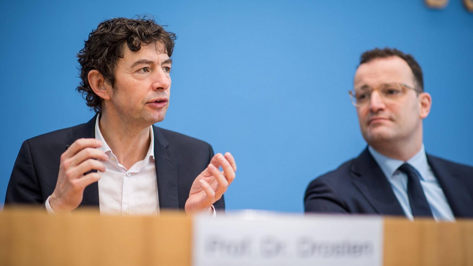 Dr. Christian Drosten