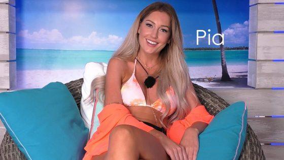 "Pia bei ""Love Island"""
