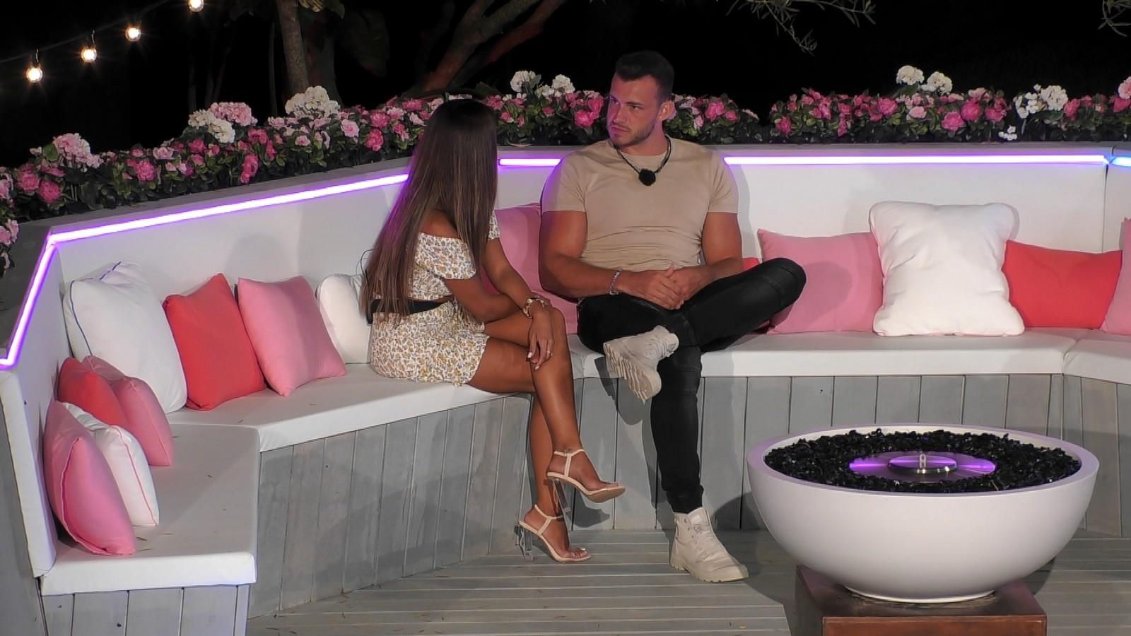 Luca und Nathalia bei