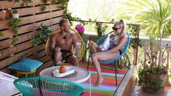 """Chiara und Melvin bei """"Love Island"""""""