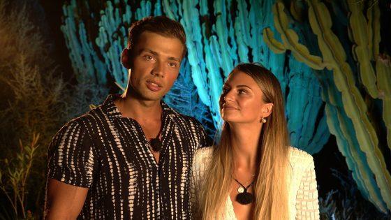"""Josua und Mila bei """"Love Island"""""""