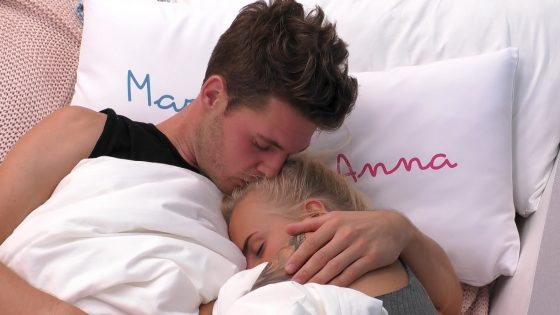 """Marc und Anna bei """"Love Island"""""""