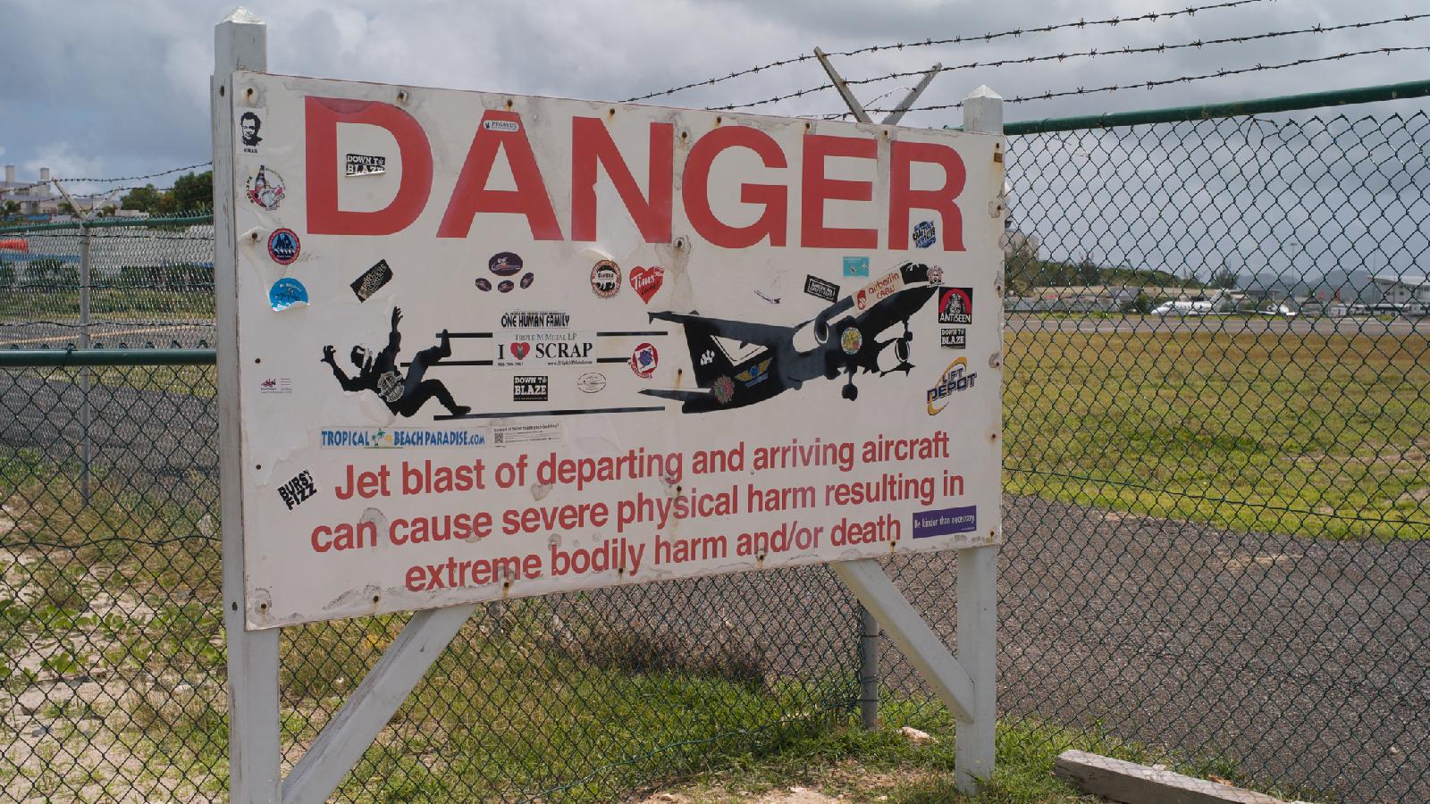 Das ist der gefährlichste Flughafen