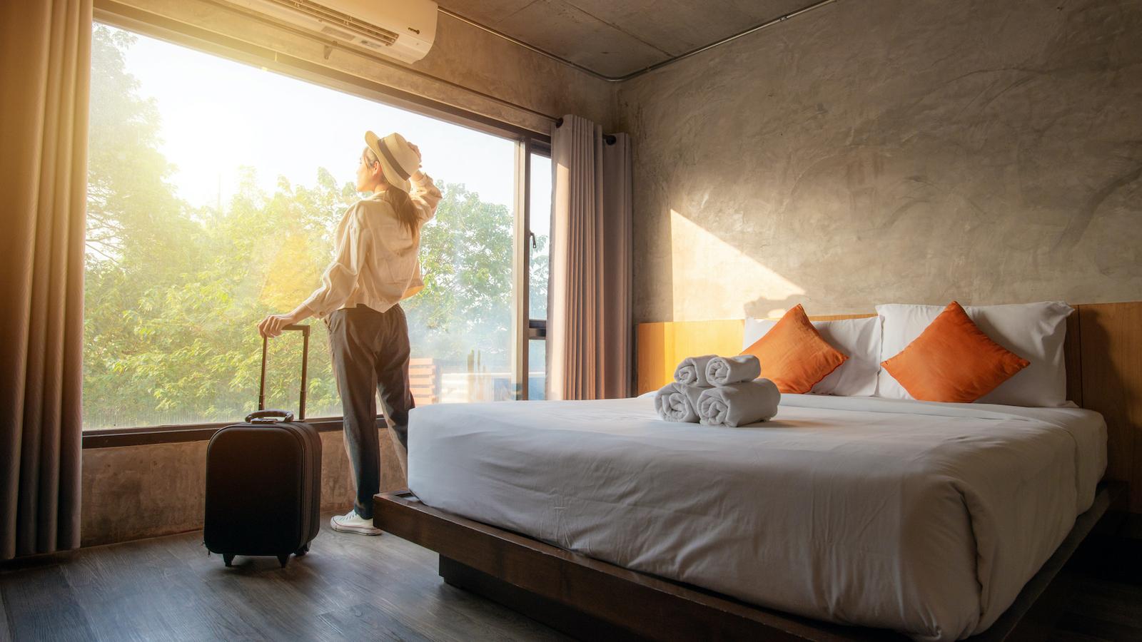 Was darf man auf Hotelzimmer mitmehmen?