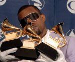 Kanye West pinkelt auf seinen Grammy