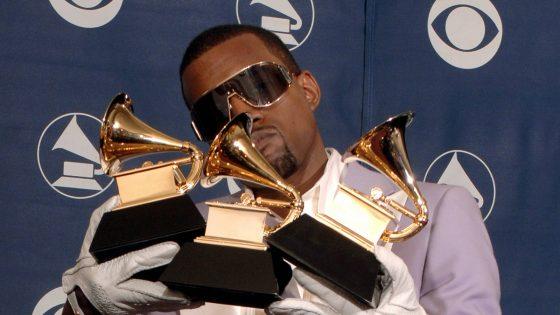 Kanye West Grammys