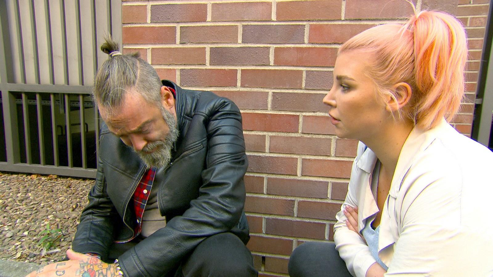 Theo und Paula bei