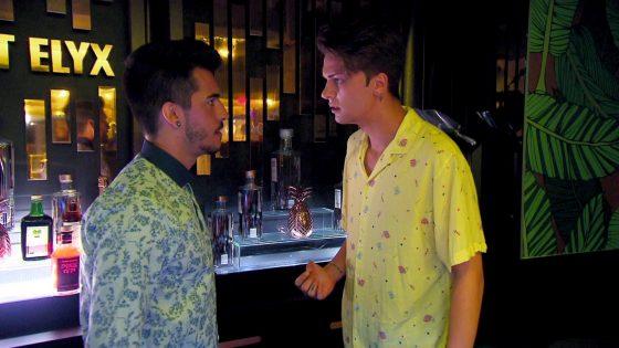 Paco und Nik bei