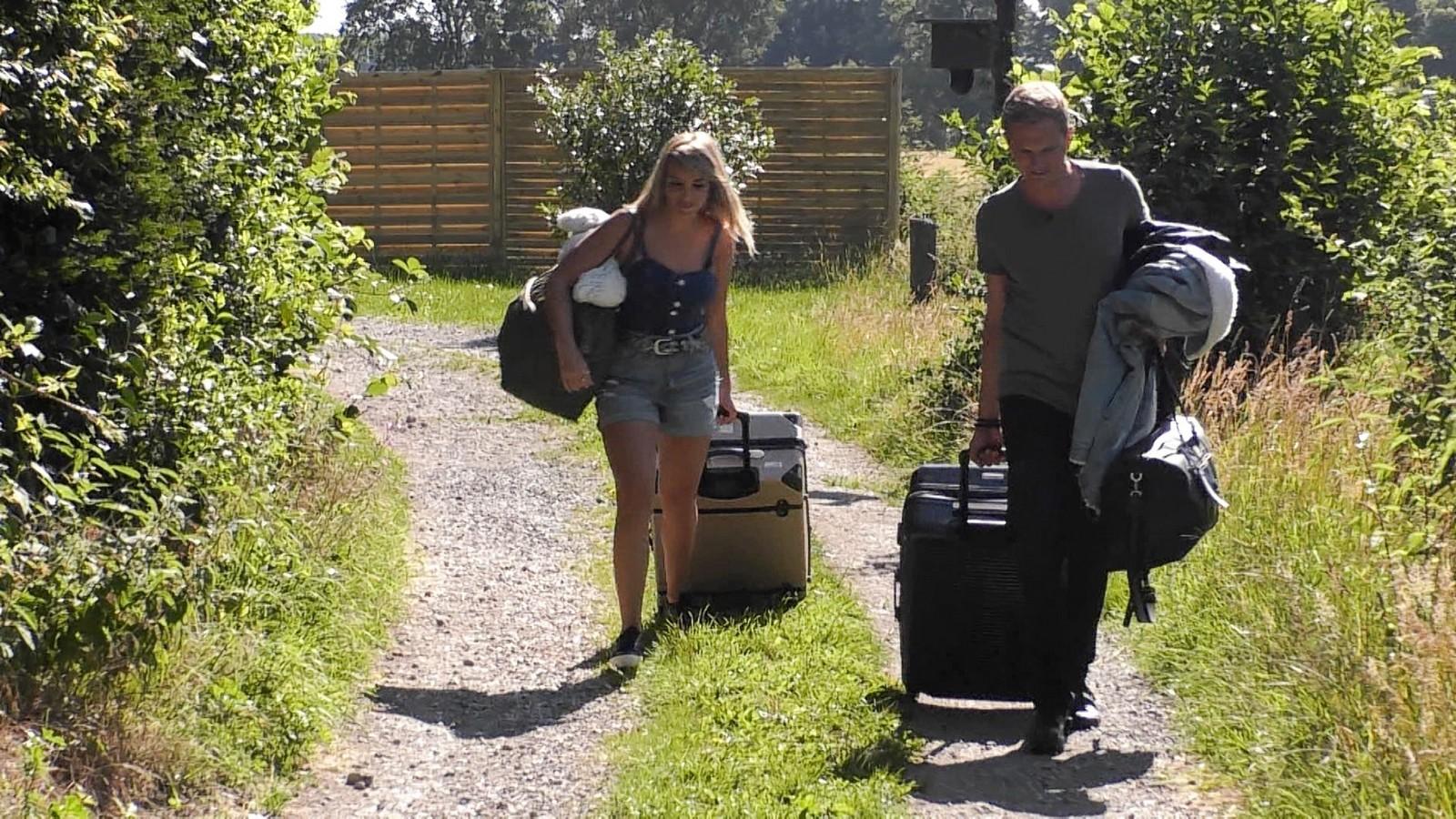 Annemarie Eilfeld und Tim Sandt im