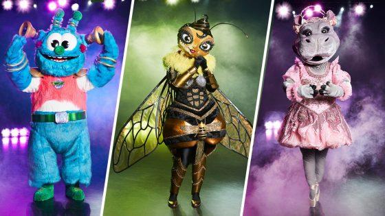 Das Alien, die Biene, das Nilpferd