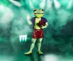 The Masked Singer 2020: Enthüllt! Dieser Promi ist der Frosch