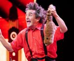 Supertalent 2020: Chris Tall drückt Goldenen Buzzer für Elastic!