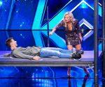 Supertalent 2020: Evelyn Burdecki entscheidet über das Leben von André Blake!