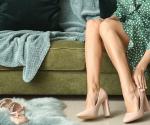 Model benutzt Second-Hand Schuhe - danach verliert sie fast ihren Fuß!