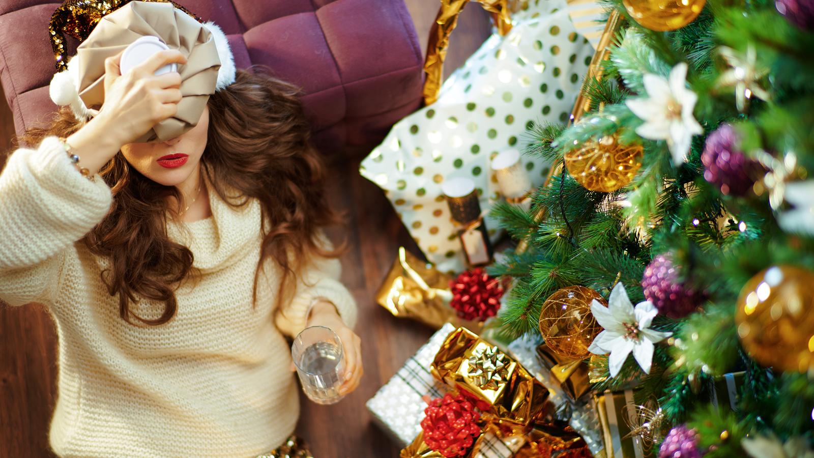 Sternzeichen Weihnachten Stress