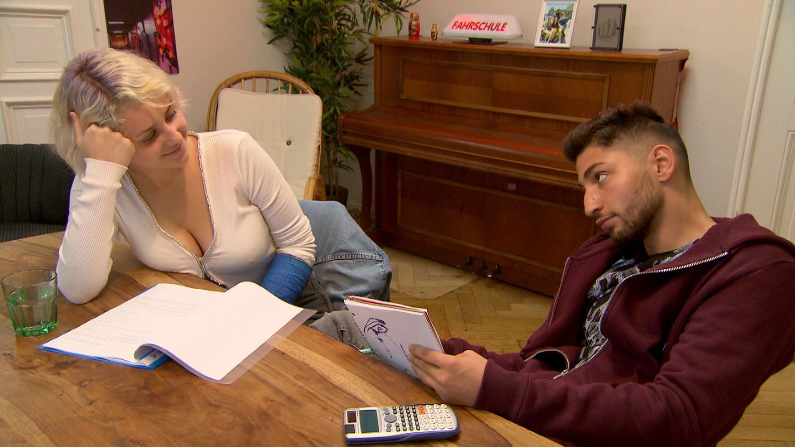Amelie und Dean bei