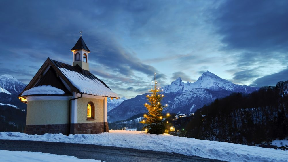 Schnee Zu Weihnachten