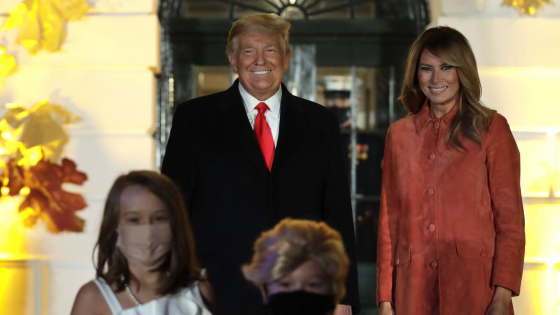 Lässt sich Melania Trump scheiden?