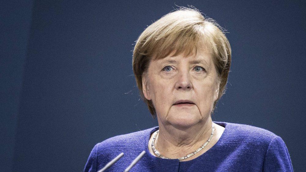 Merkel Corona News
