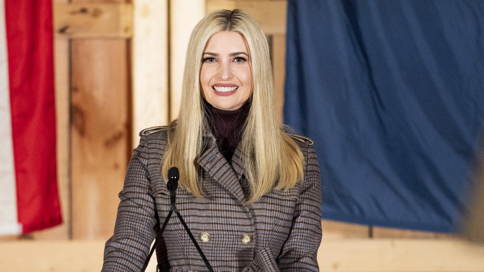 Ivannka Trump