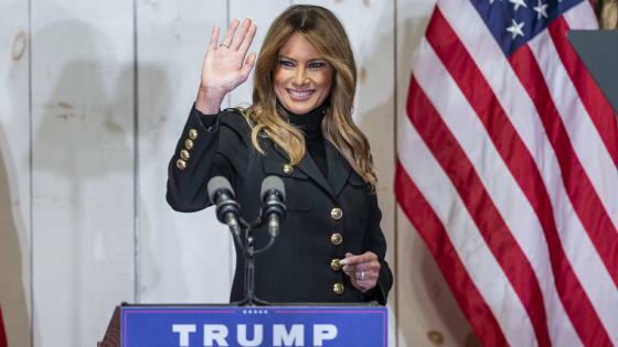 10 spannende Fakten über Melania Trump
