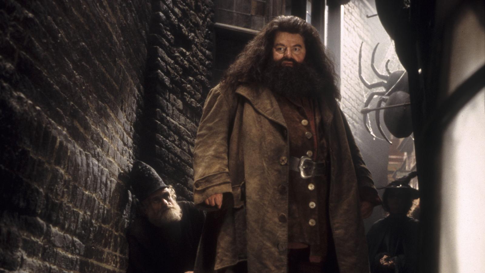 So geht es Robbie Coltrane alias Hagrid heute