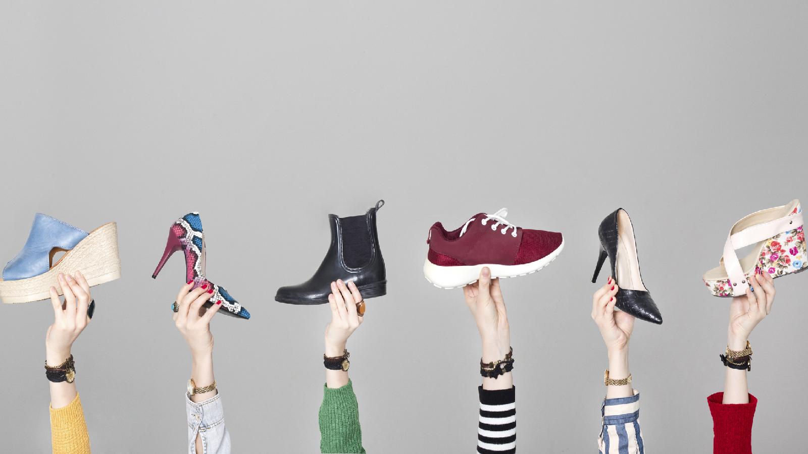 Das sind die hässlichsten Schuhe