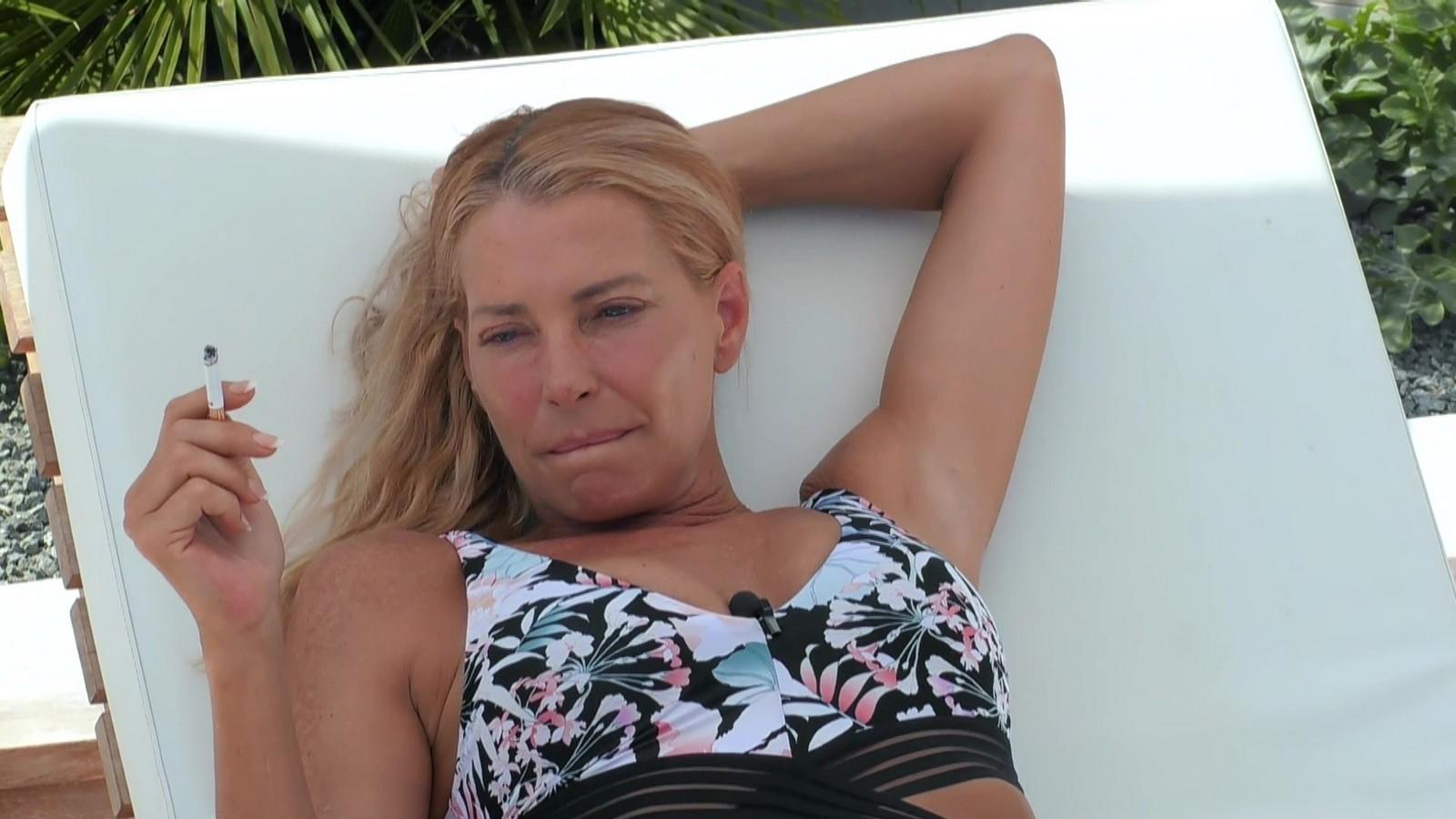 Giulia Siegel bei