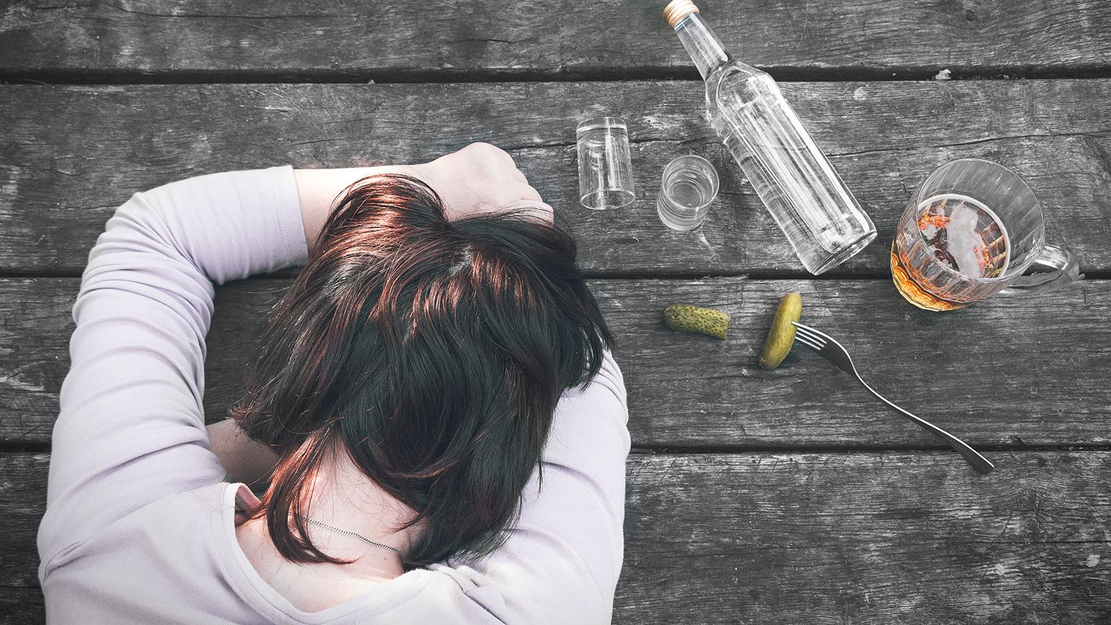 Alkoholabbau