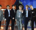BTS räumt bei den MTV Europe Music Awards ab!