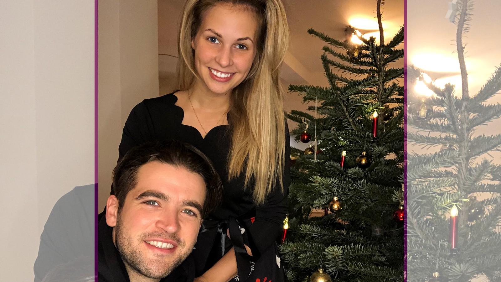 Carolina Noeding und Daniel Peukmann aus
