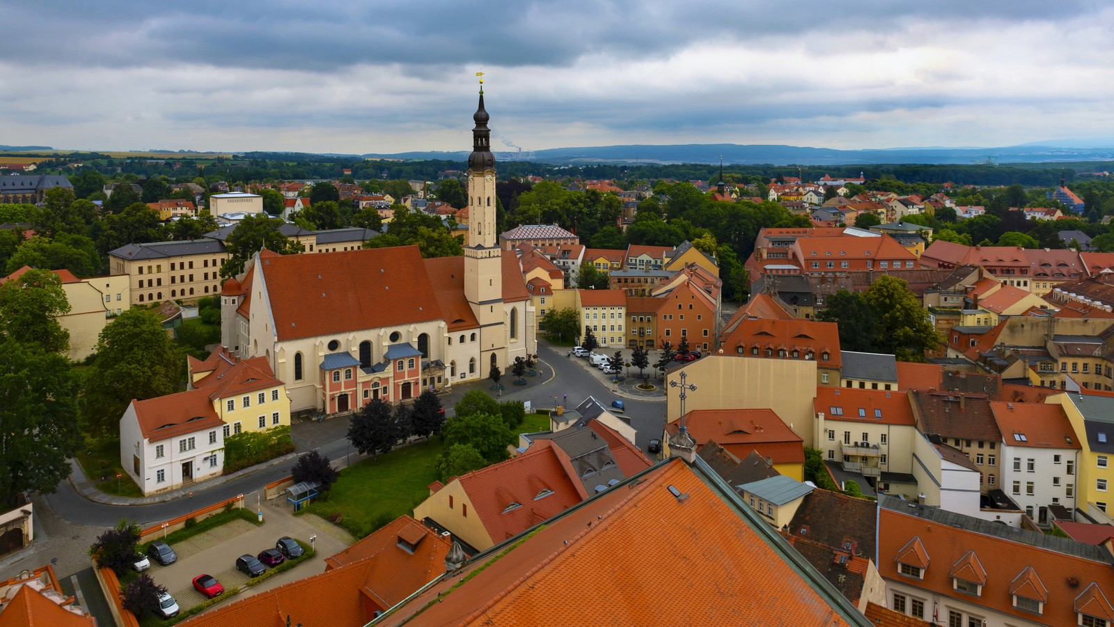 Zittau in Sachsen