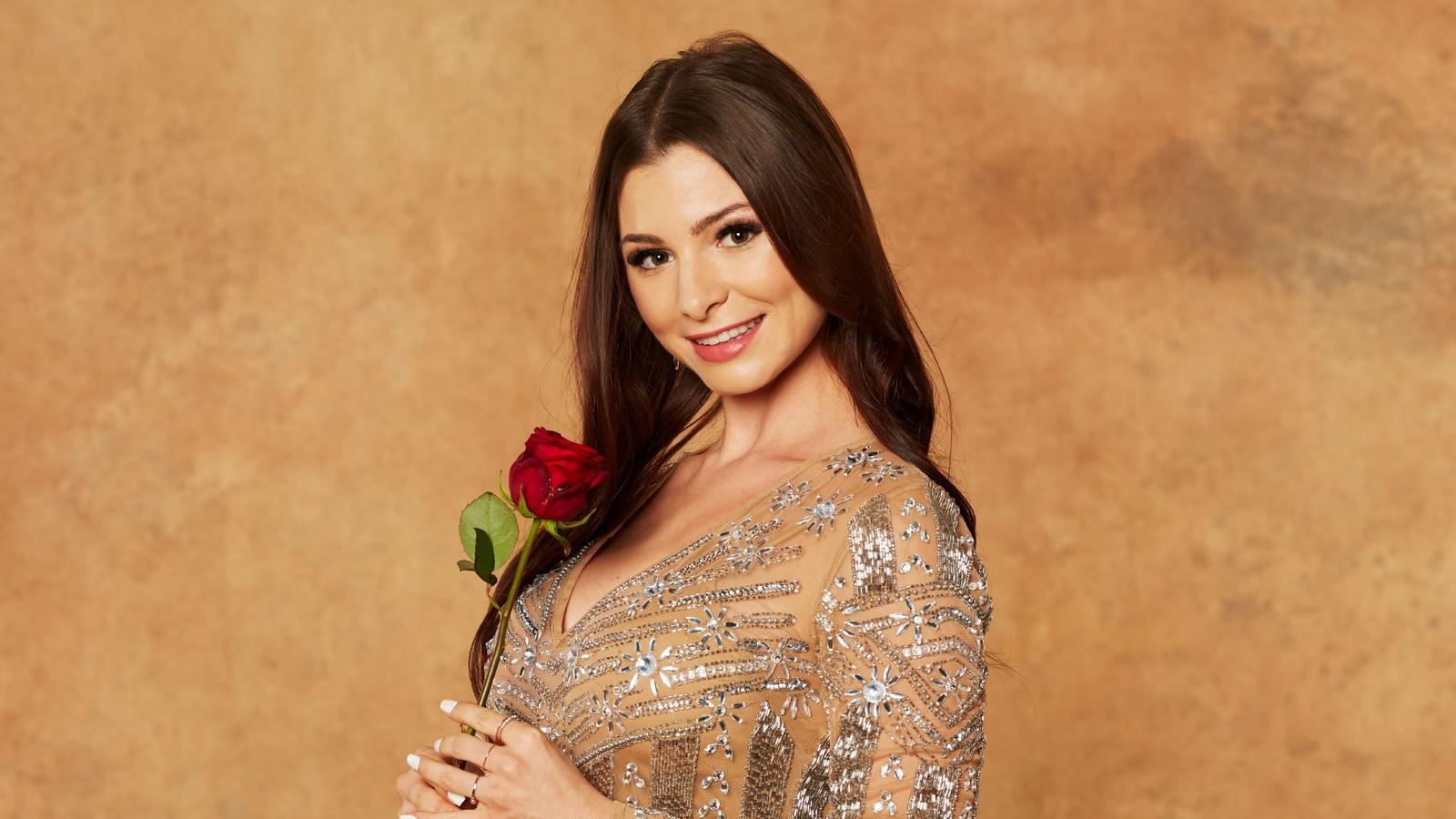 """Bachelor""-Kandidatin Nadine Ackermann"
