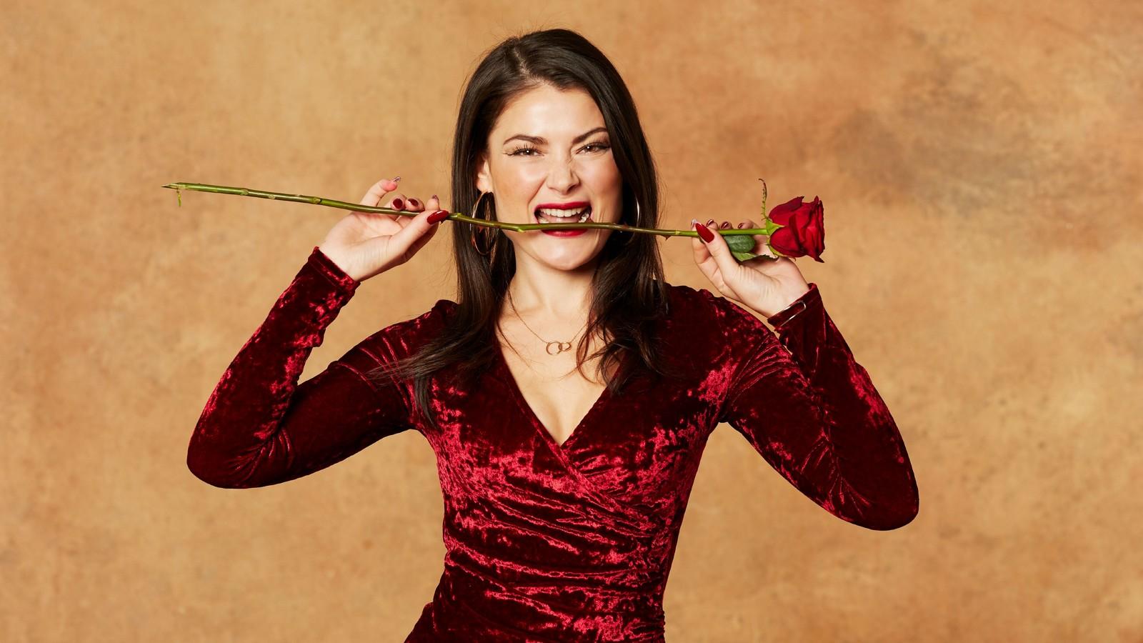 """Bachelor""-Kandidatin Stefanie Desiree Gherega"