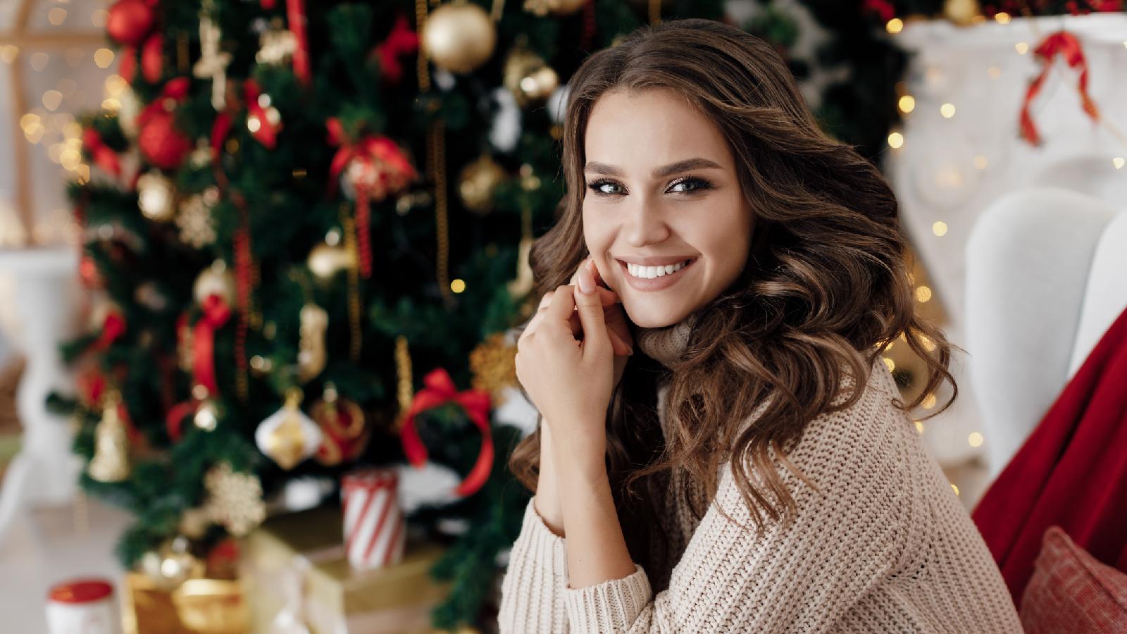 Die besten Ideen für Weihnachtsfrisur