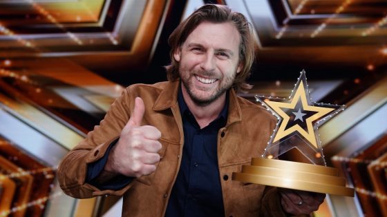 """Supertalent""-Gewinner Nick Ferretti"