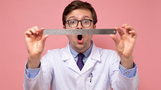 Fakten und Mythen um Penislänge