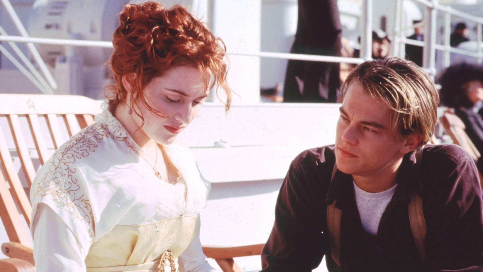 DIe größten Filmfehler in Titanic