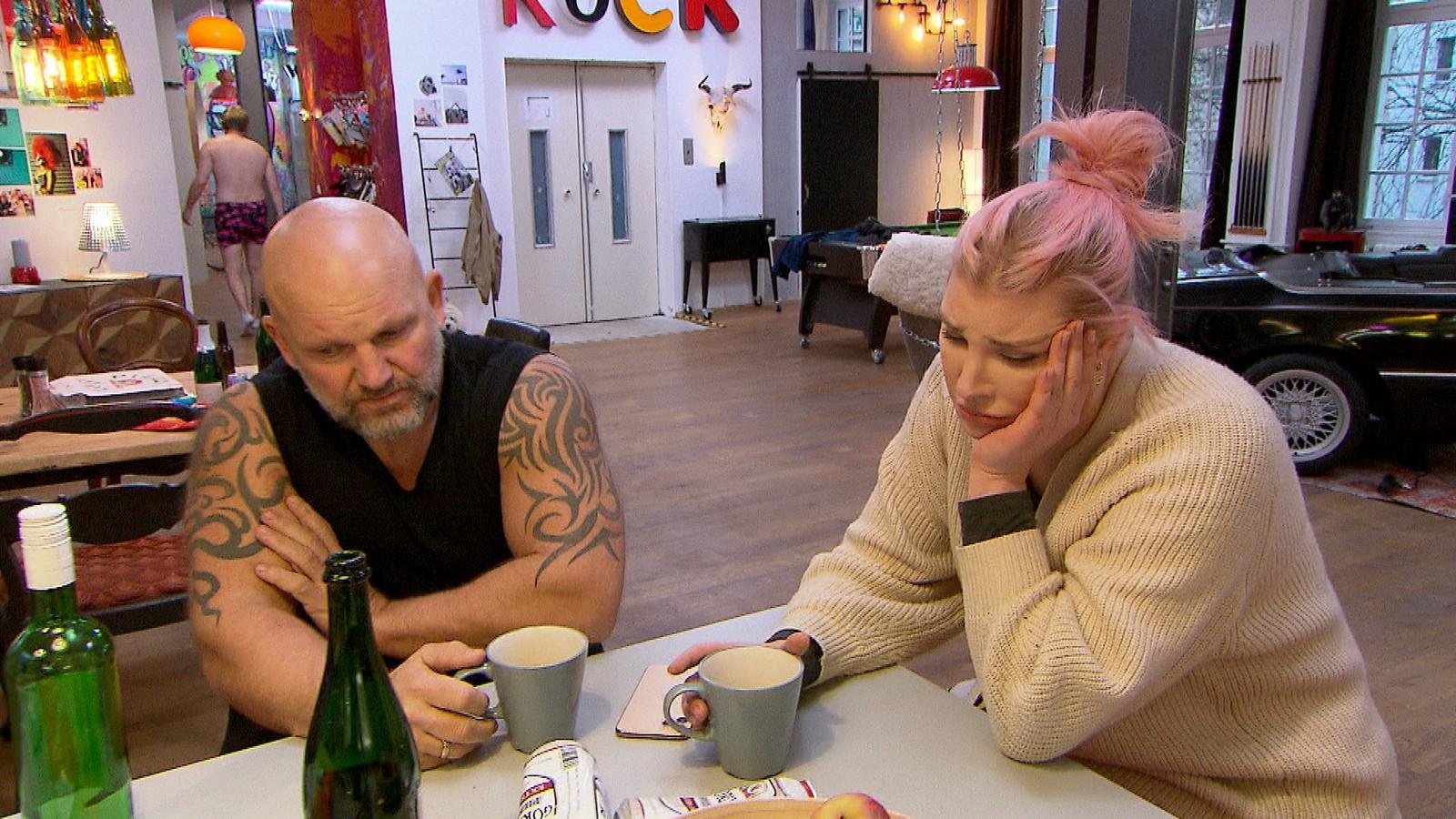 "Joe und Paula bei ""Berlin - Tag & Nacht"""