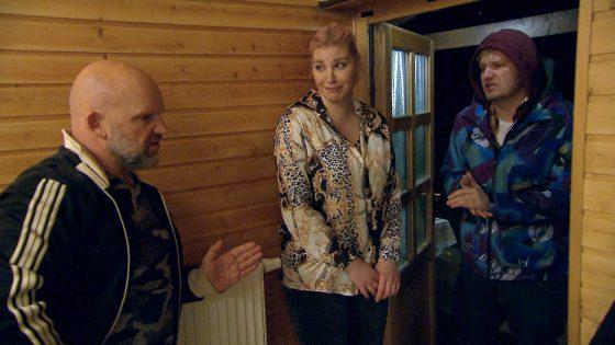 Joe, Paula und Ole bei