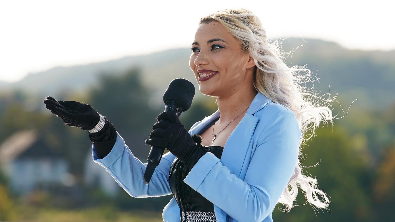 DSDS-Kandidatin Ramona Elena Badea