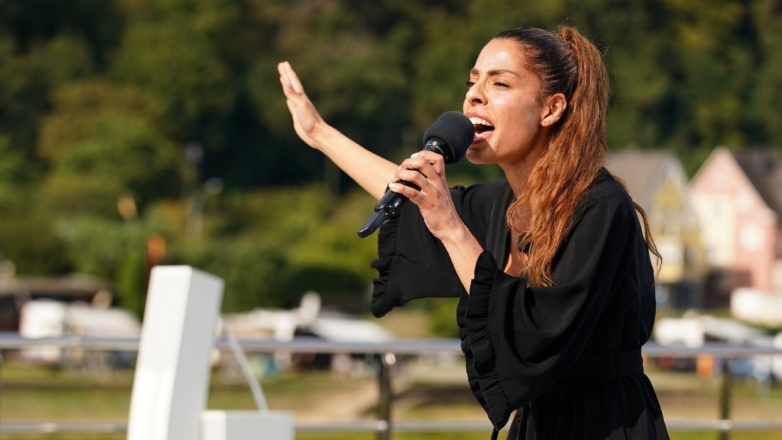DSDS-Kandidatin Jessica De Freitas Soares