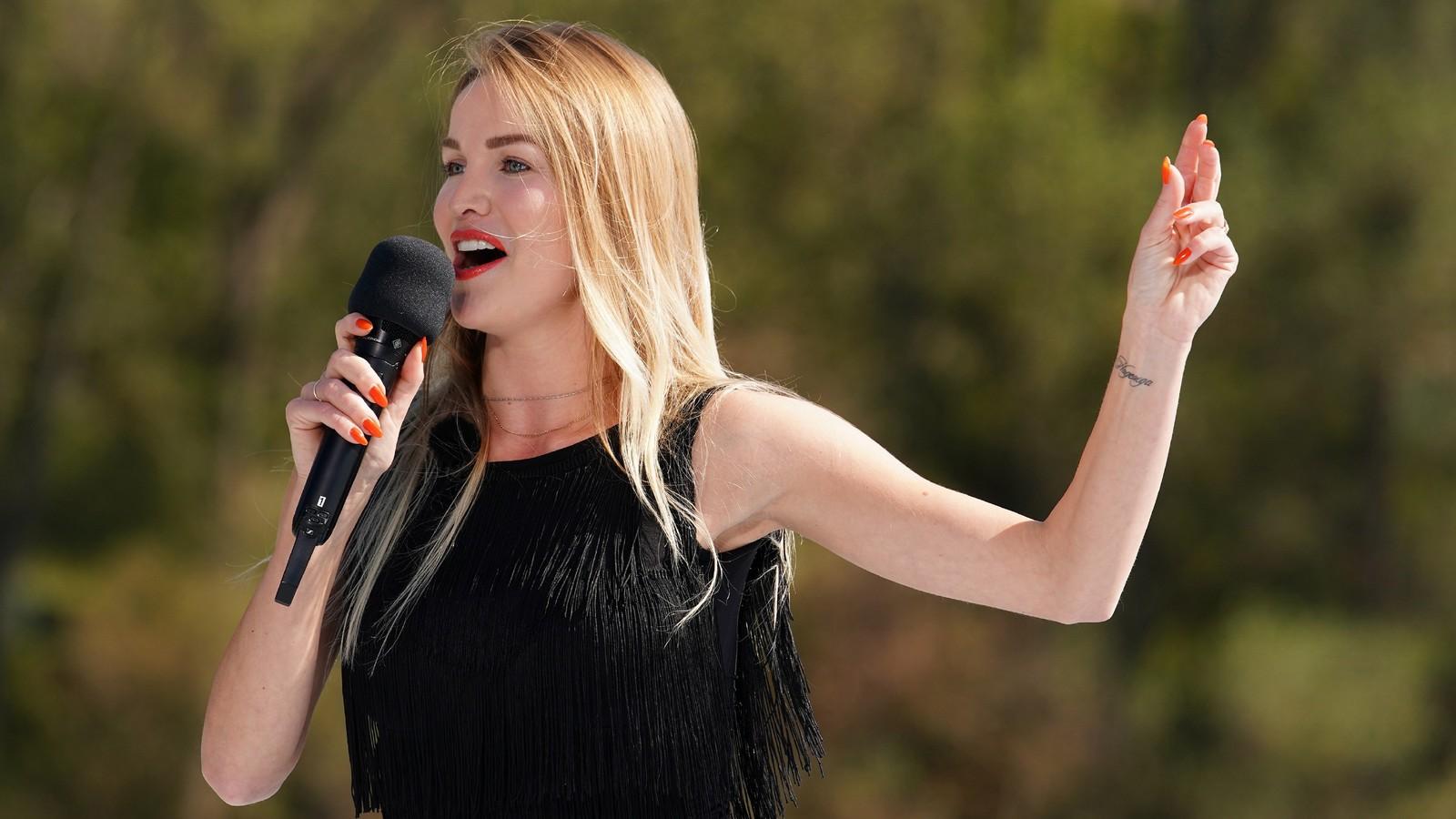 DSDS-Kandidatin Ekaterina Kalugina