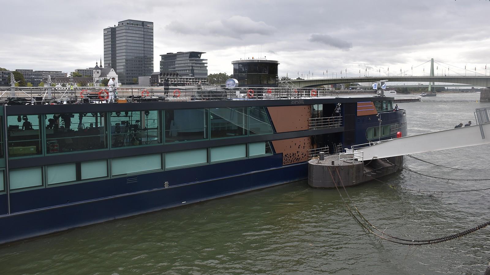 DSDS-Schiff Blue Rhapsody