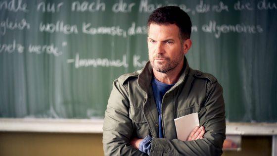 """Simon Böer in """"Der Lehrer"""""""