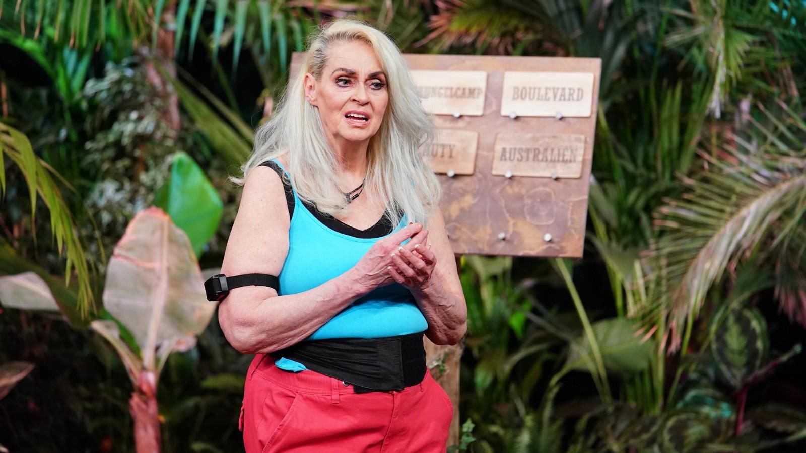 Dschungelshow-Kandidatin Bea Fiedler