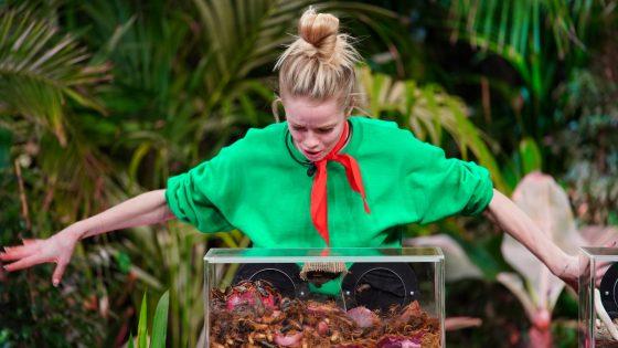 Zoe Saip in der Dschungelshow