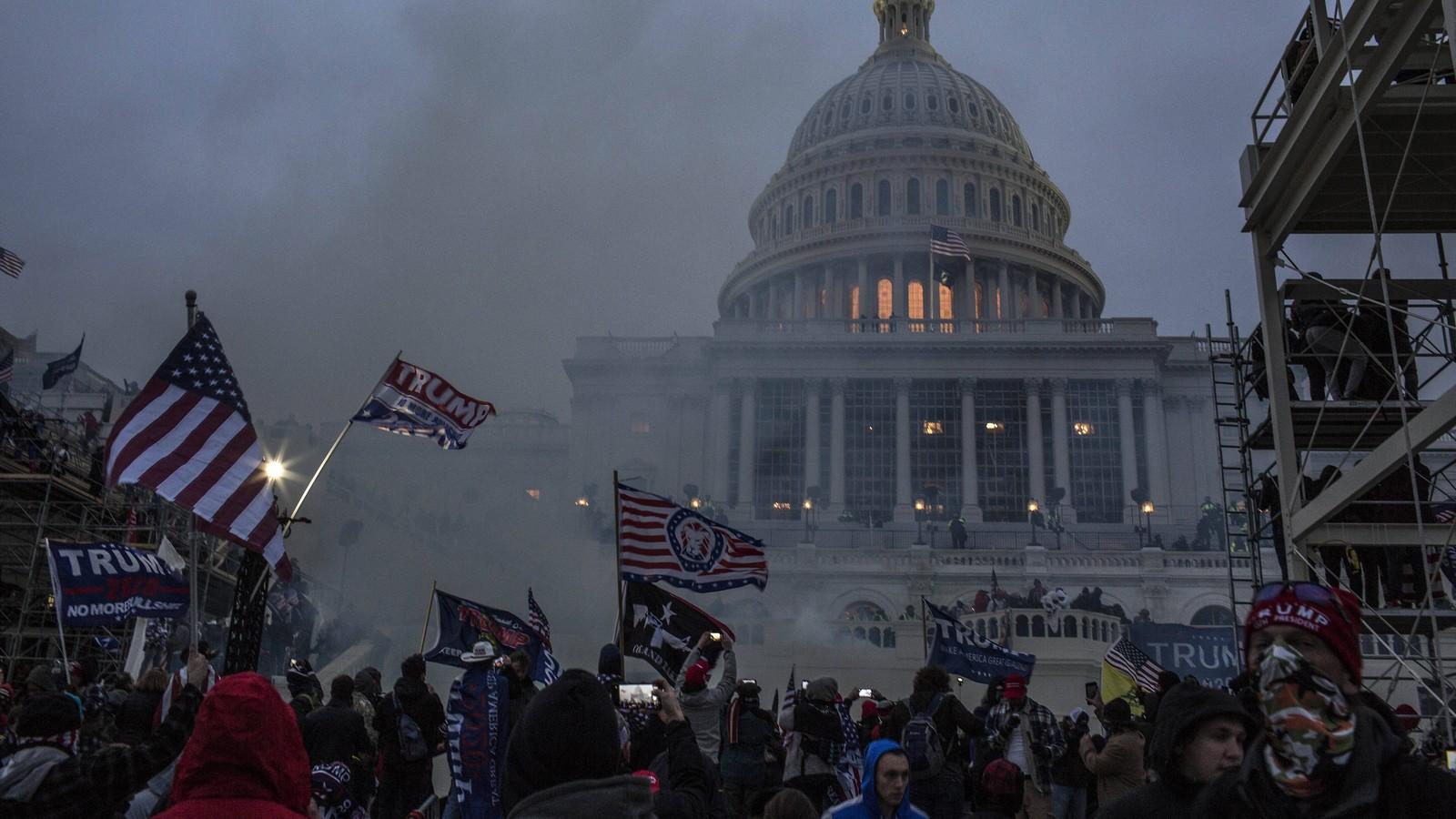 Kapitol in Washington