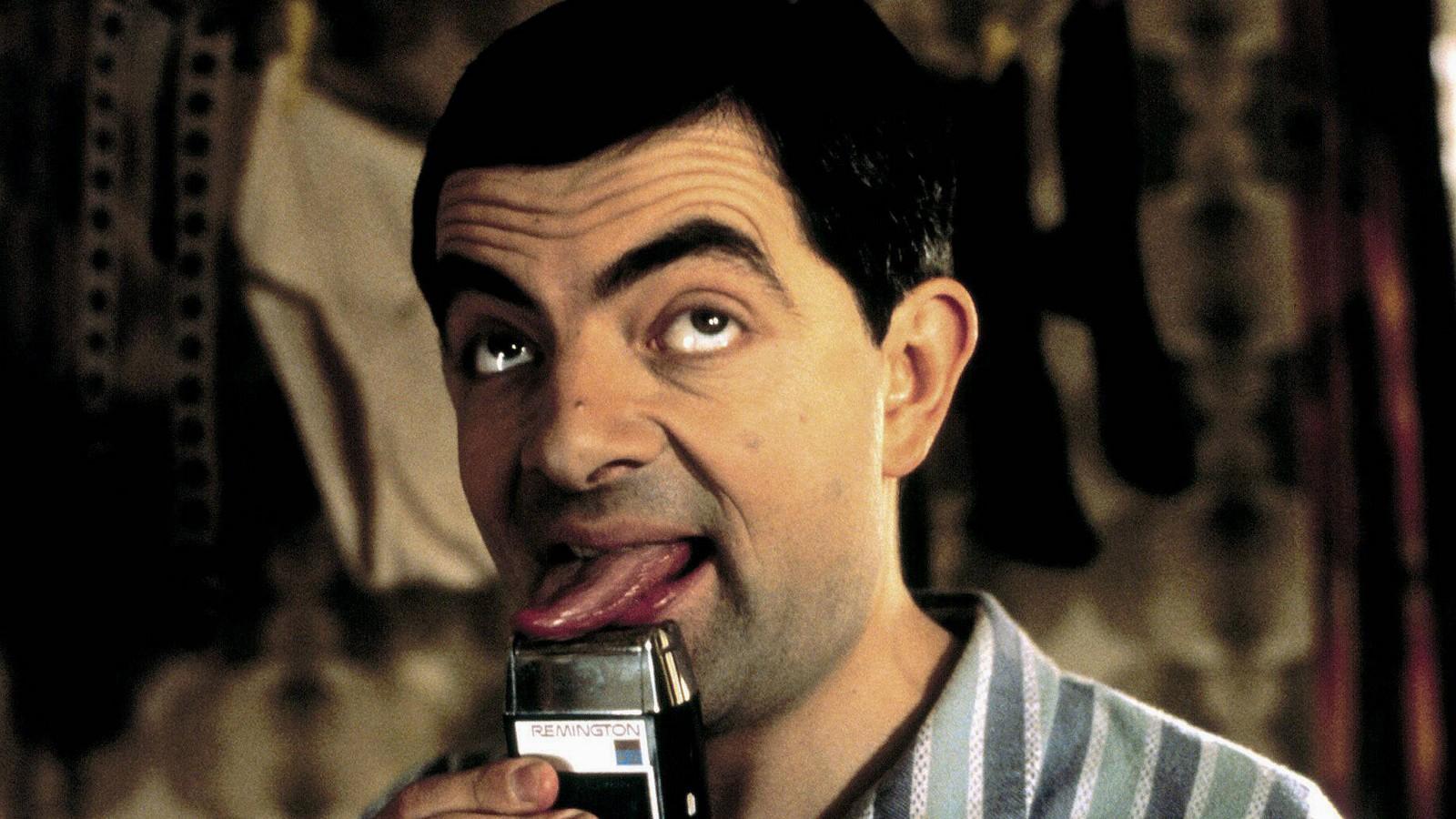 Rowan Atkinson als